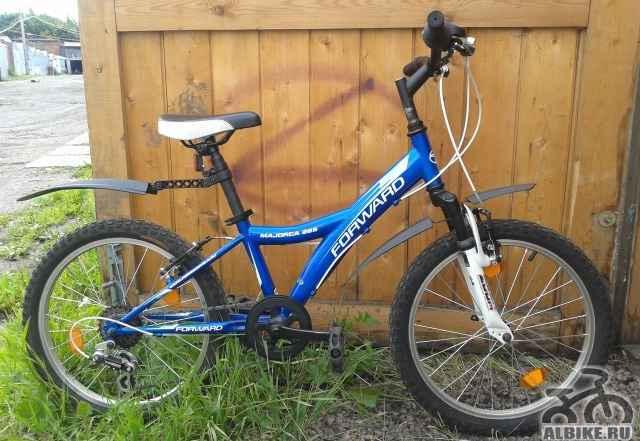 """Подростковый велосипед Forword 20"""" - Фото #1"""