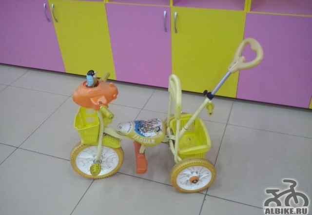 Продам детский велосипед до 3-х лет - Фото #1