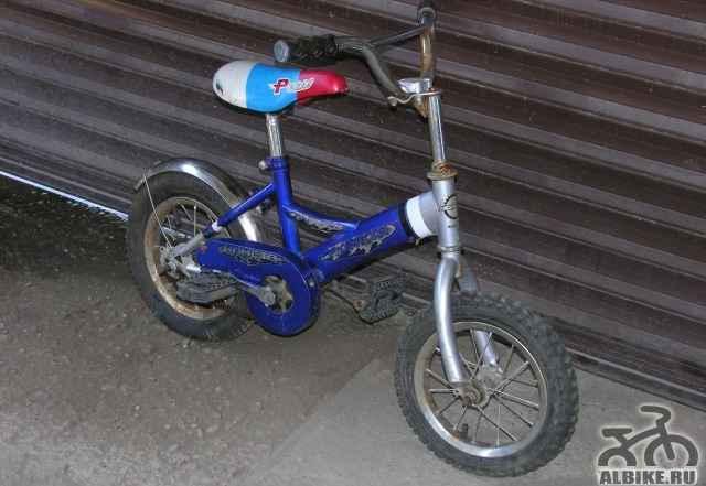 """Детский велосипед """"Комета"""" - Фото #1"""