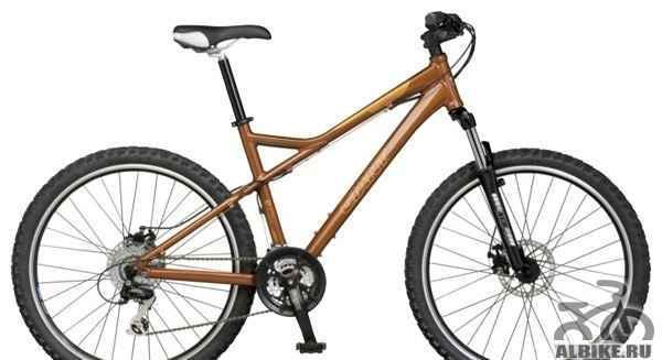 Горный велосипед Giant Юкон Эндуро (2007)