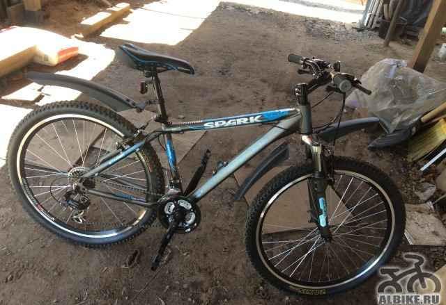 Велосипед Стингер Спарк XRV Х44845-К - Фото #1