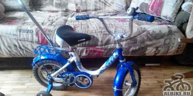 Велосипед стелс Pllot 110 - Фото #1