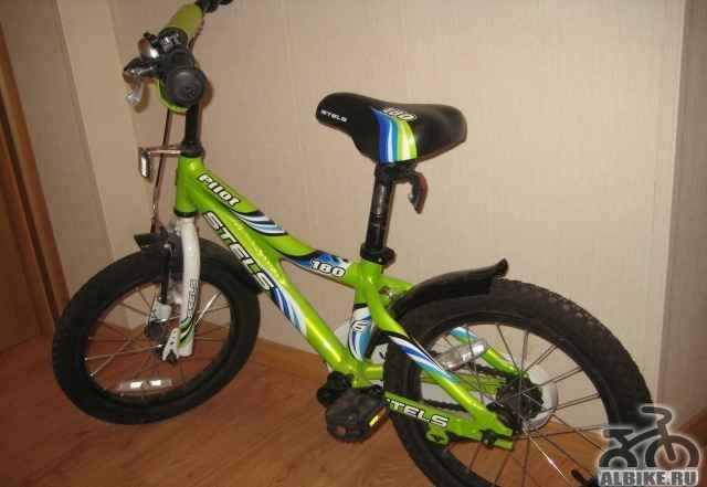Детский велосипед стелс пилот 180 - Фото #1