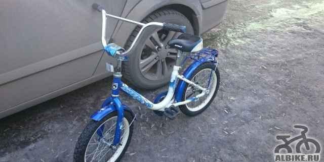 Велосипед Стелс Пилот 110 - Фото #1