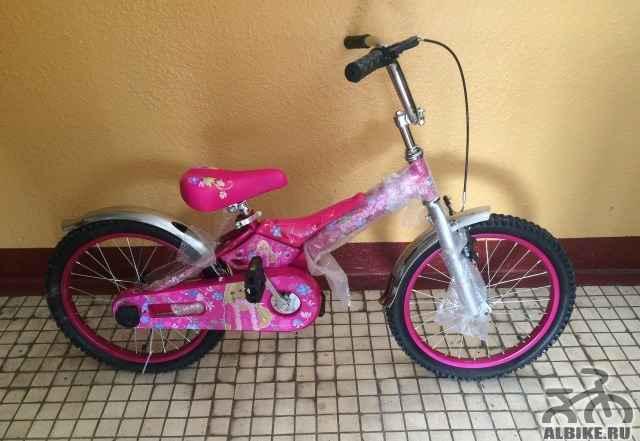 Велосипед для девочки новый - Фото #1