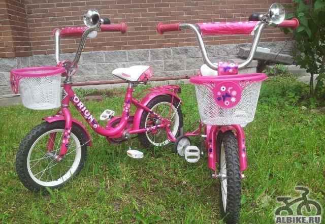 Детский велосипед Стелс Joy 14 есть 2 штуки