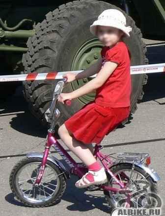 Детский велосипед Mirag 4-7лет