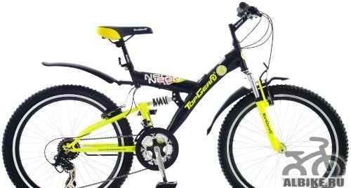 Велосипед Топ Гир Неон Top Гир Неон 220 - Фото #1
