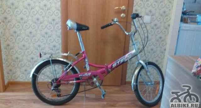 Велосипед Стелс Пилот 450 подростковый - Фото #1