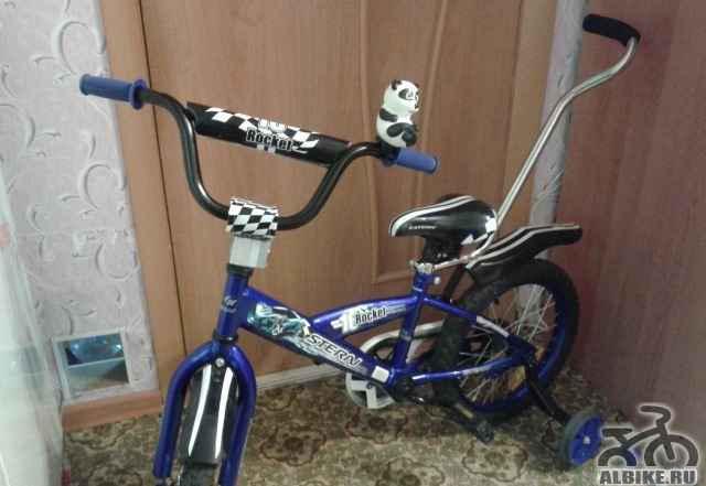 4-х колесный велосипед - Фото #1
