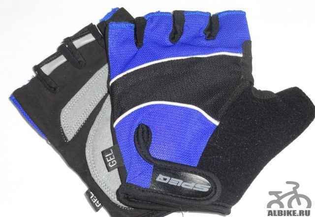 Перчатки велосипедные, размер XL