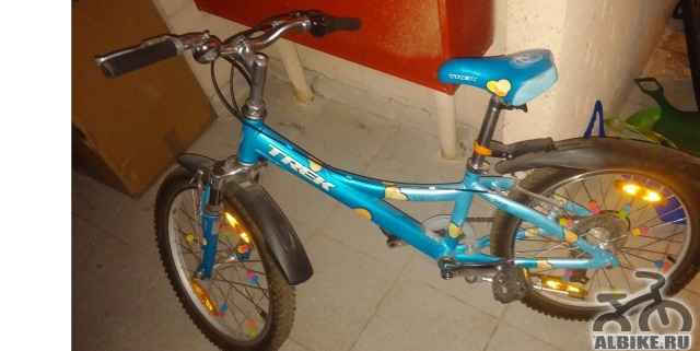 Продам детский велосипед 6-10 лет Трек MT 60 - Фото #1