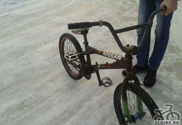 Поменяю bmx на скоросной велосипед - Фото #1