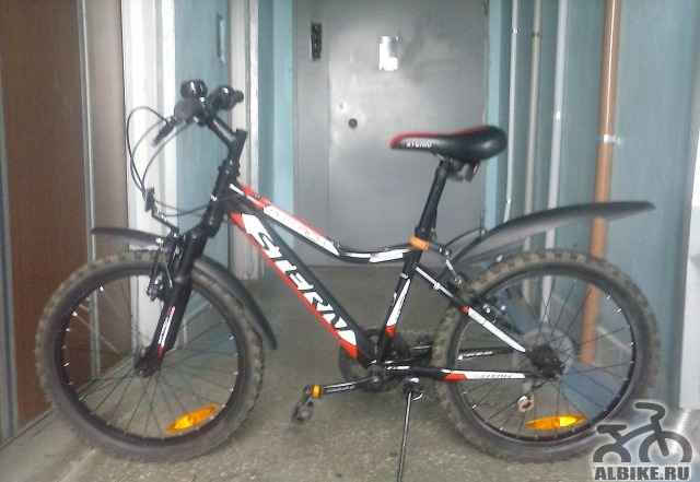 Велосипед состояние нового - Фото #1