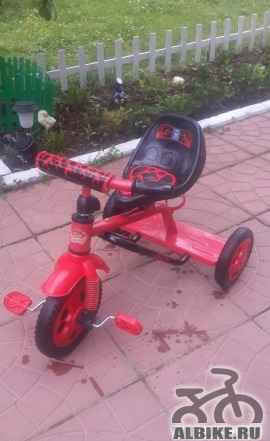 Трех колесный детский велосипед - Фото #1