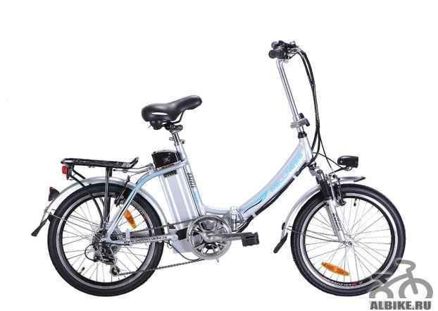 Электровелосипед Wellness Бриз 350w