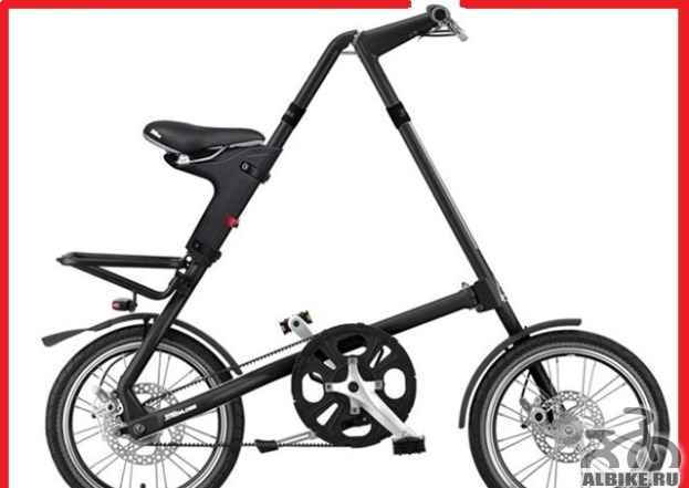 Складной велосипед McFly для города - Фото #1