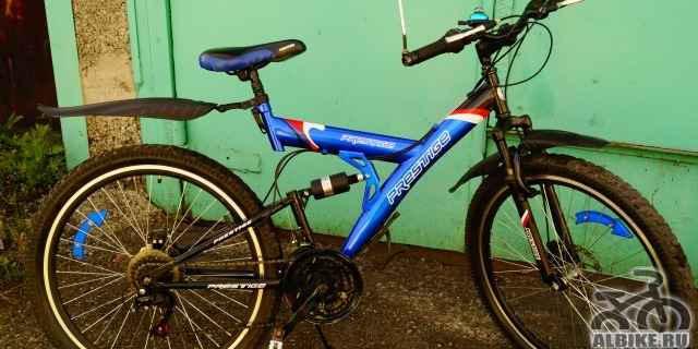 Горный велосипед prestige