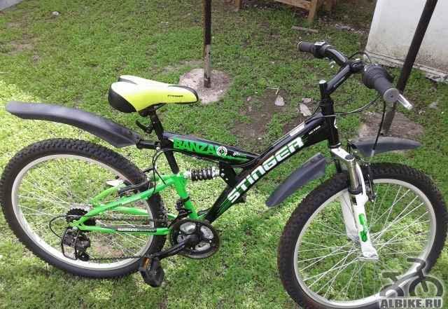 Велосипед детский banzai - Фото #1