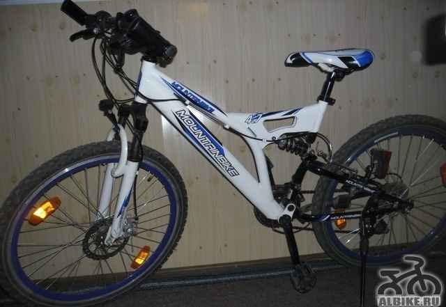 Горный велосипед mountanbike 4.7 - Фото #1