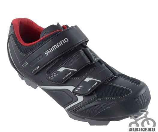 Велоботинки контактные Shimano SPD XC30L - Фото #1