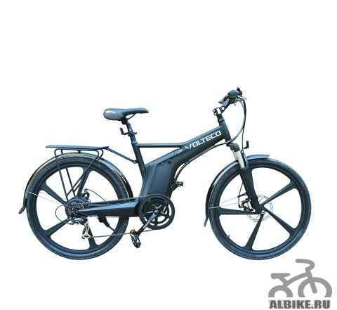 Электровелосипед Volteco Werwolf 500 w Новый - Фото #1