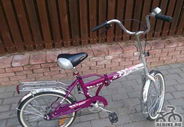 Велосипед подростковый Стелс Пилот 510 - Фото #1