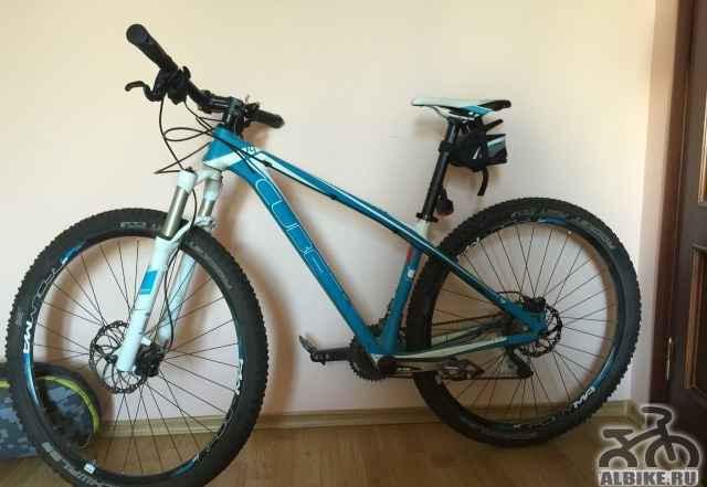 Велосипед Куб access WLS PRO 29