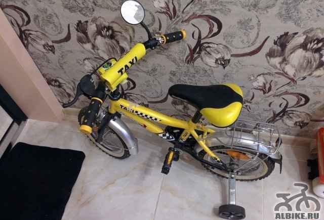 Велосипед 2-4 года - Фото #1