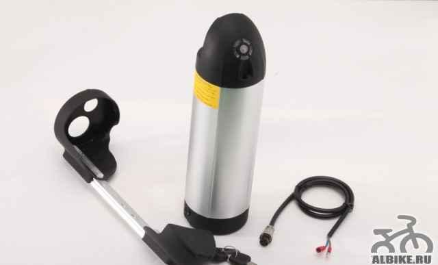 Аккумуляторные батареи для электровелосипедов - Фото #1