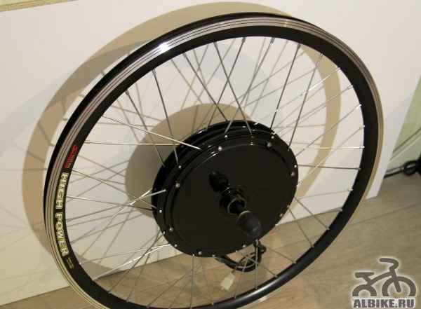 Мотор-колесо 500Вт, электронабор для велосипеда - Фото #1