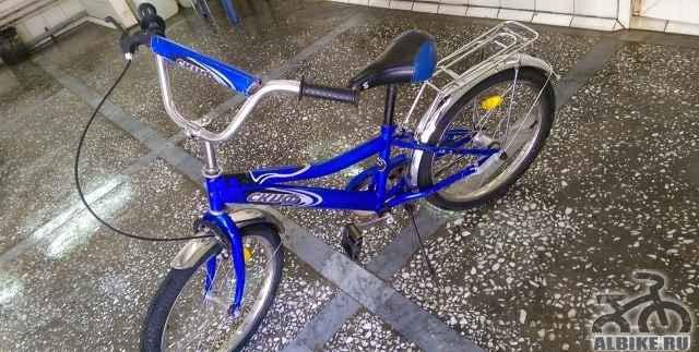 Продаём детский велосипед б. у - Фото #1