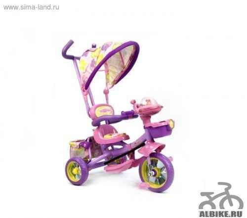 Велосипед трехколесный смешарики - Фото #1