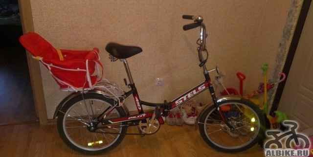 Складной велосипед 5 тысяч рублей - Фото #1
