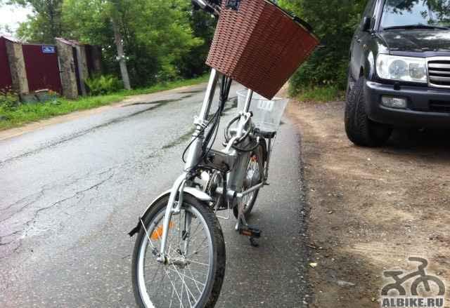 Электровелосипед Tigris - Фото #1