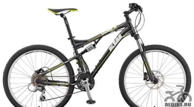 Велосипед двухподвес KTM Comp R 3.0