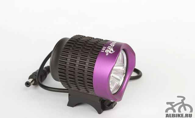 Велосипедный светодиодный фонарь TR-D008 - Фото #1