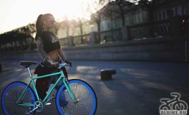 Велосипеды fixed (фиксед гир) - Фото #1