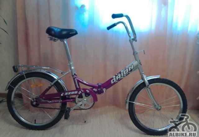Велосипед Орион 2200, б/у в отличном состоянии - Фото #1