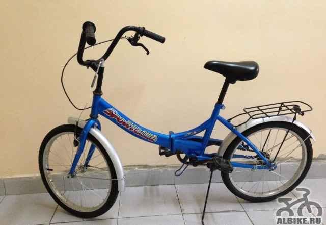 Велосипед Sportclub Dity baik - Фото #1
