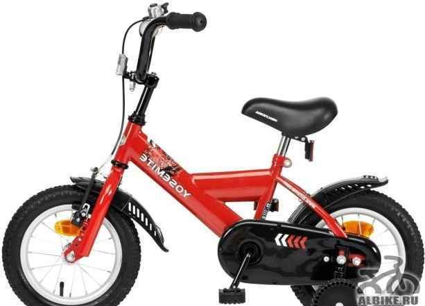 Art 371367 детский велосипед biltema с колесами 12 - Фото #1