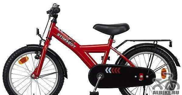 "Art 271365 велосипед biltema детский с 16 "" колеса"