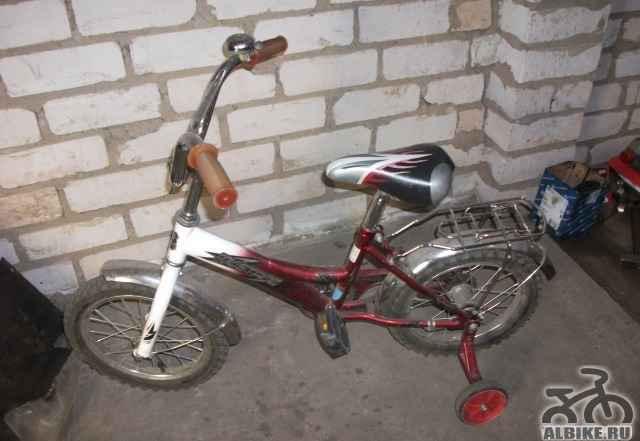 Велосипед детский 14 - Фото #1