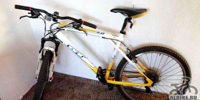 Продам хороший Горный Велосипед - GT Agressor 3 - Фото #1