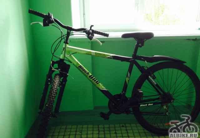 Велосипед горный Блак One Onix - Фото #1