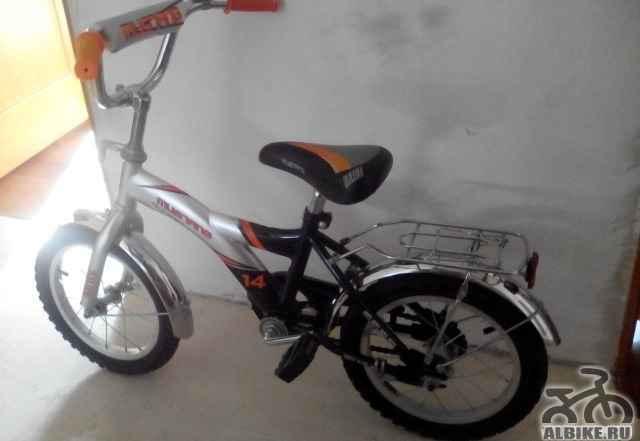 Велосипед для детей 4-8 лет - Фото #1