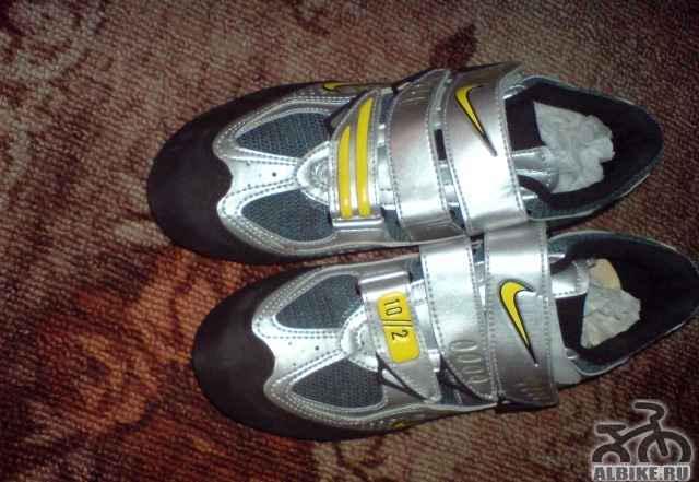 Велотуфли Nike Carbon MTB - Фото #1