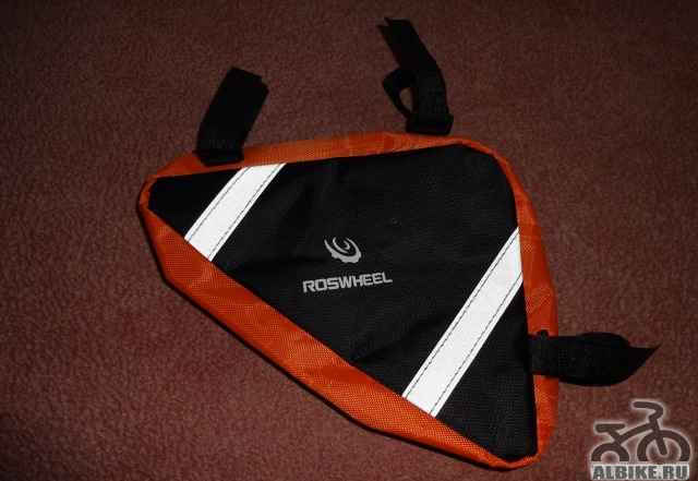 Сумка на раму Roswheel