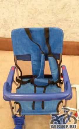 Кресло детское на багажник - Фото #1