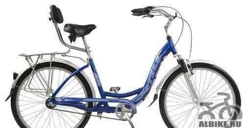 Новый велосипед Стелс Навигатор 290 для высоких - Фото #1